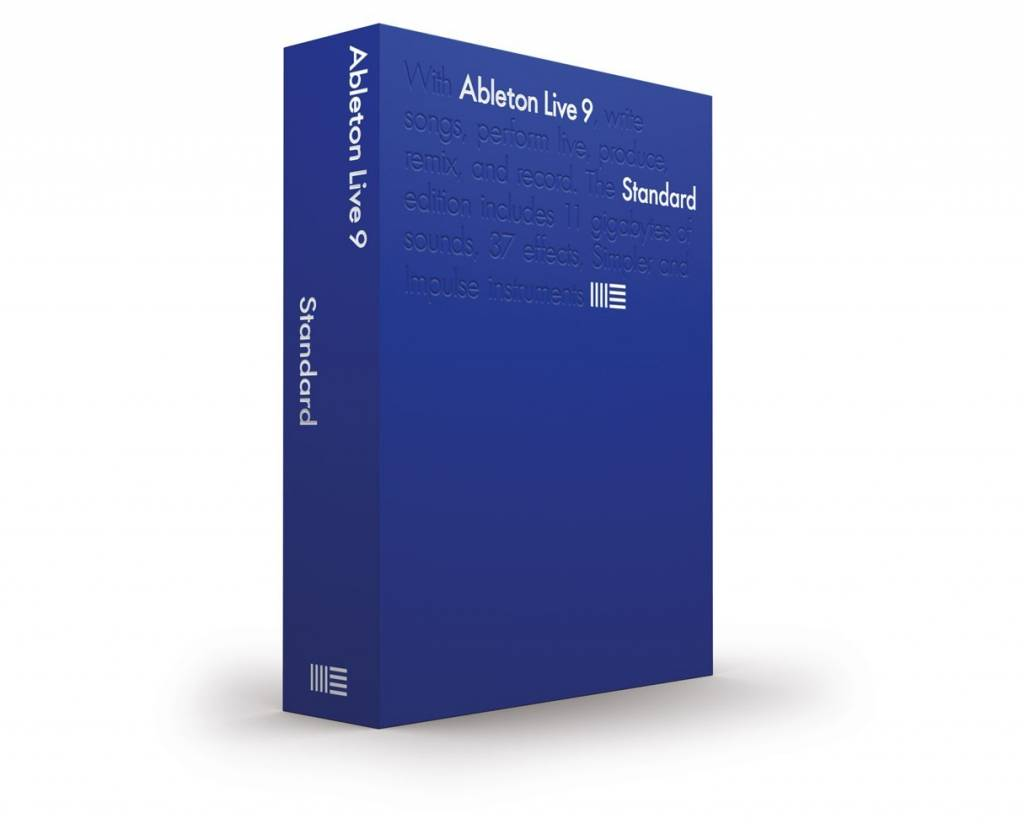 Ableton Live 9 Standard Pro