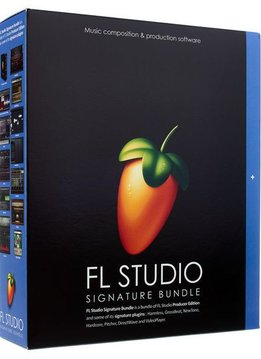 Fruityloops FL Studio 12 Signature Bundle