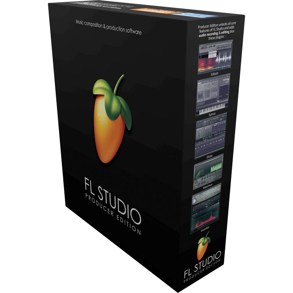 Fruityloops FL Studio 12 Producer Edition