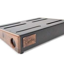 Creation Music Company Creation Elevation Series Pedalboard - 17x12.5 - Walnut