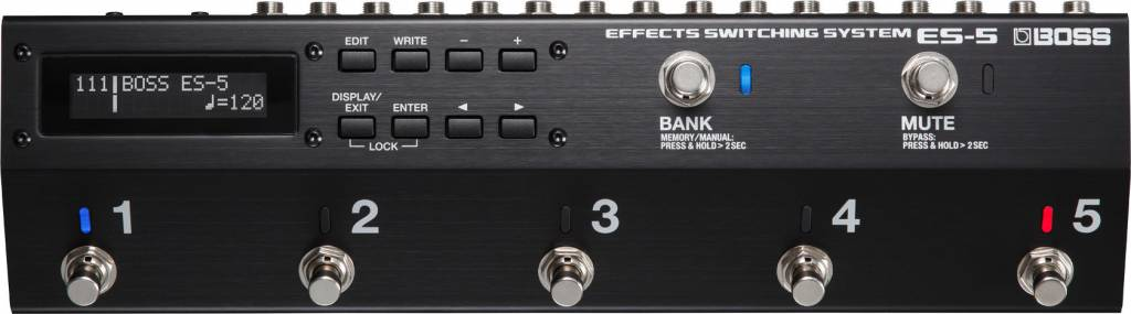 BOSS Boss ES-5 Effects Switching System