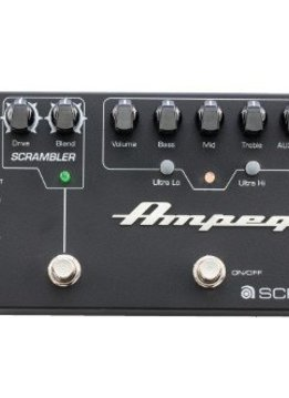 Ampeg Ampeg Bass DI with Scrambler Overdrive