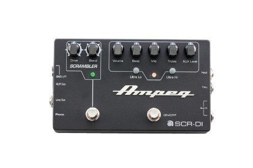Ampeg Ampeg Bass DI w/ Scrambler Overdrive