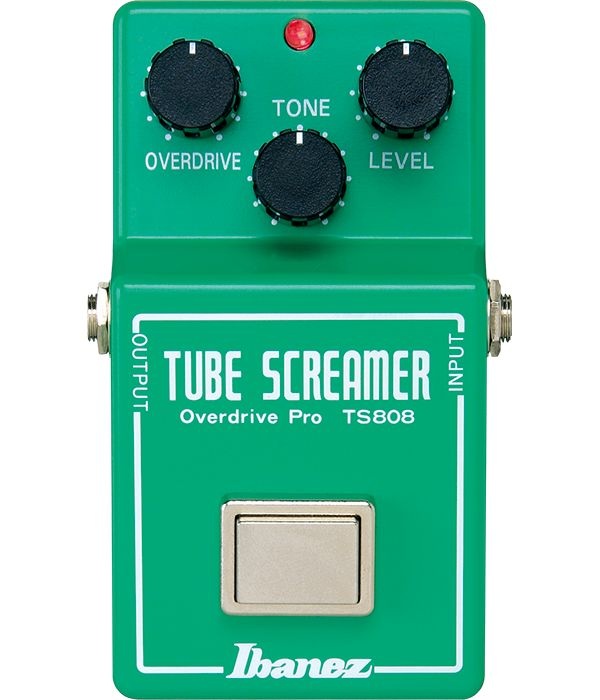 Ibanez TS 808 Classic Tube Overdrive