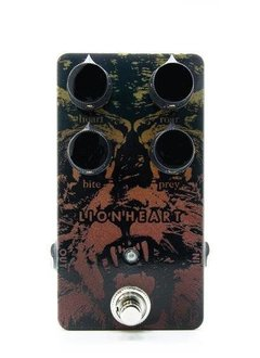 Pedal Projects Pedal Projects Lionheart - Distortion