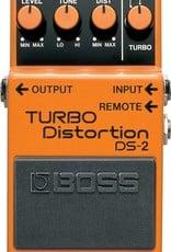 BOSS BOSS DS-2 Turbo Distortion Pedal