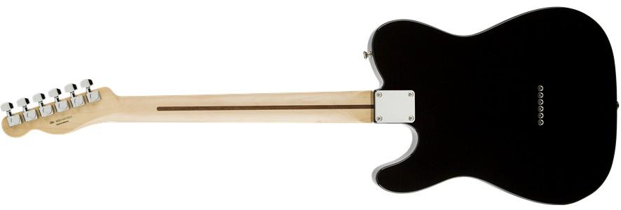 Fender Fender Standard Telecaster®, Maple Fingerboard, Black