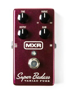 MXR MXR Super Badass Variac Fuzz