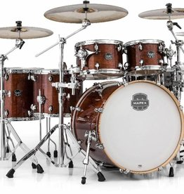 Mapex Armory 6-Piece Studioease Shell Pack - Transparent Walnut