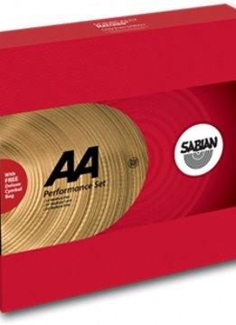 Sabian Sabian AA Performance Set, 14,16,20