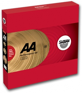 Sabian Sabian AA Performance Set, 14,16,20