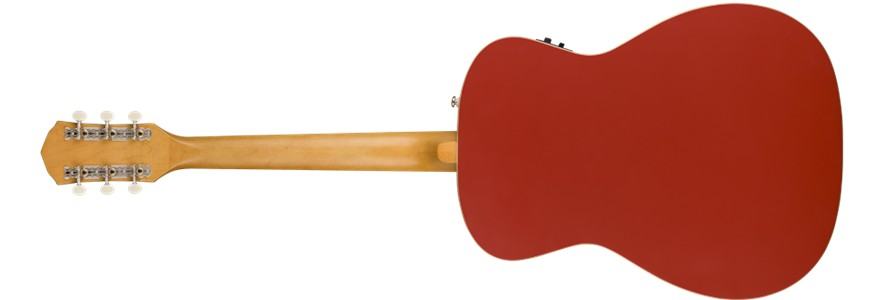 Fender Fender Tim Armstrong Hellcat FSR, Ruby Red Acoustic/Electric