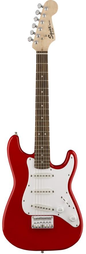 Squier Squier Mini Stratocaster V2, Torino Red