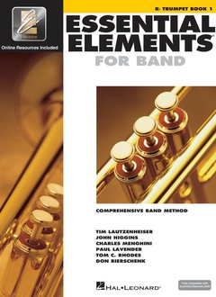 Hal Leonard Essential Elements Trumpet Book 1