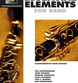 Essential Elements Clarinet Book 1