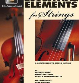 Essential Elements Viola Book 1