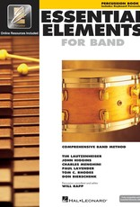 Essential Elements Percussion Book 1