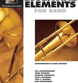 Essential Elements Trombone Book 1
