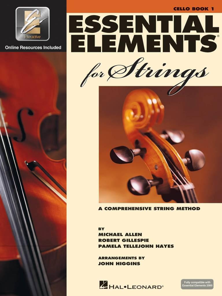 Essential Elements Cello Book 1