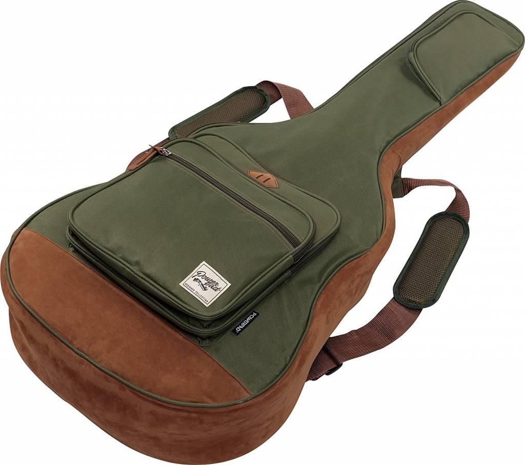 Ibanez Ibanez PowerPad 541 Acoustic Gig Bag, Moss Green