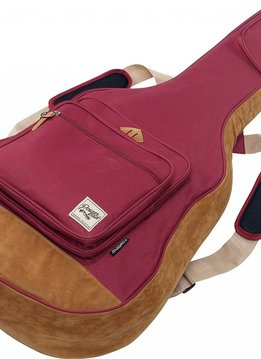 Ibanez PowerPad 541 Acoustic Gig Bag, Wine Red