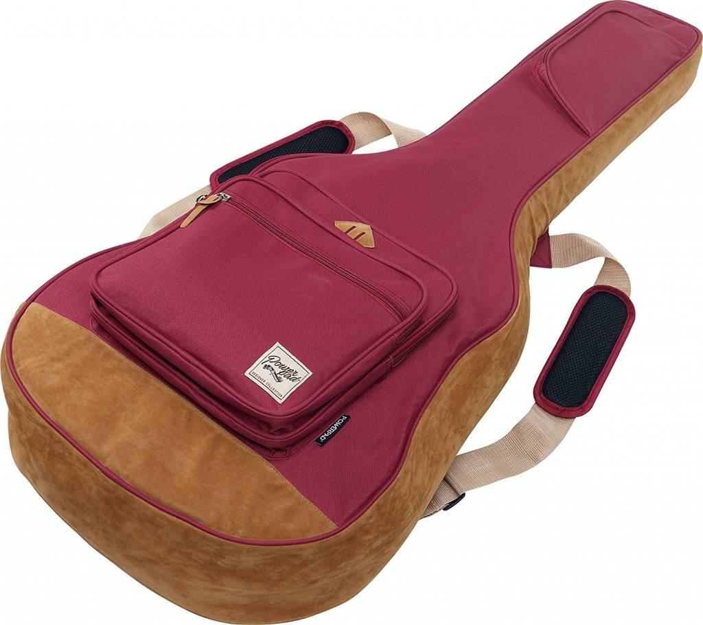 Ibanez Ibanez PowerPad 541 Acoustic Gig Bag, Wine Red