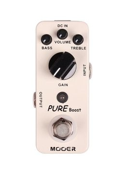 Mooer Mooer Pure Boost Clean Boost Mini Pedal