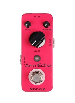Mooer Mooer Ana Echo Analog Delay Mini Pedal