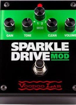 VooDoo Lab VooDoo Lab Sparke Drive Mod Pedal