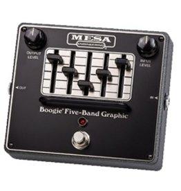 Mesa Boogie Mesa Boogie Five-Band Graphic EQ