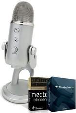 Blue Blue YETI Studio USB Condenser Recording Bundle