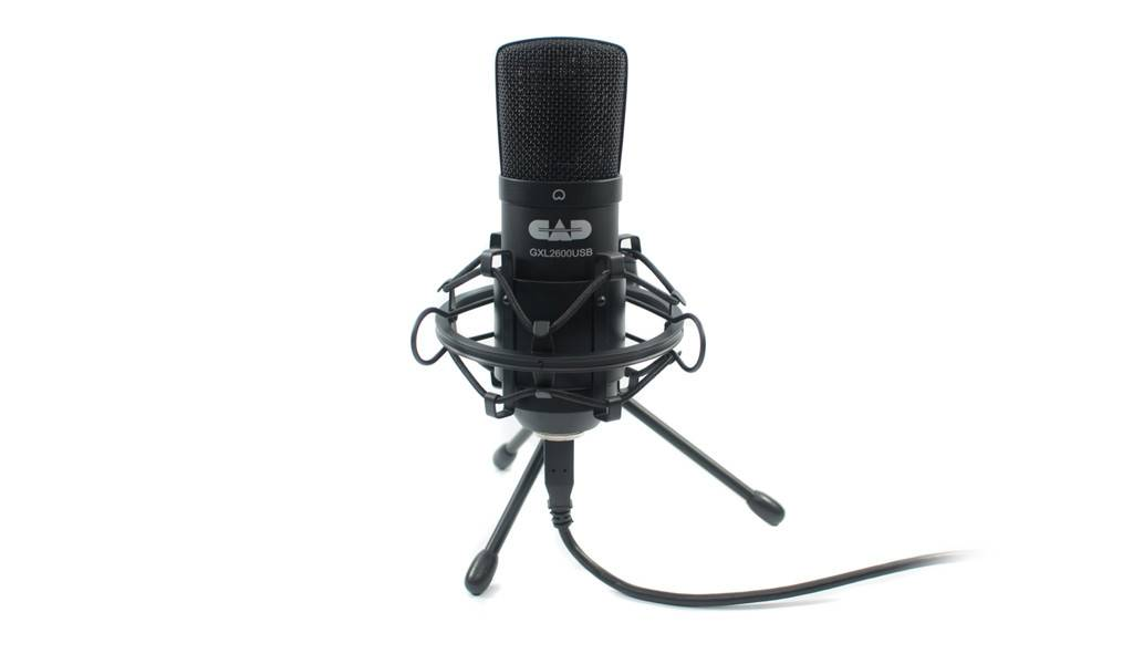 CAD CAD GXL2600USB Condenser Microphone