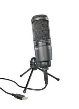 Audio-Technica Audio Technica AT2020USB+ USB Microphone