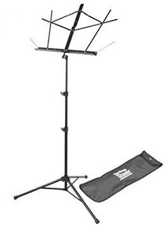 On-Stage On-Stage SM7122BB Compact Music Stand w/ Bag