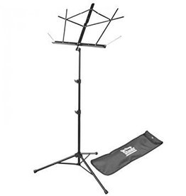 On-Stage SM7122BB Compact Music Stand w/ Bag