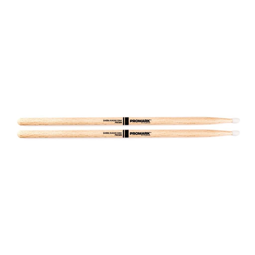 Pro-Mark ProMark 5B Japanese Oak Nylon Tip