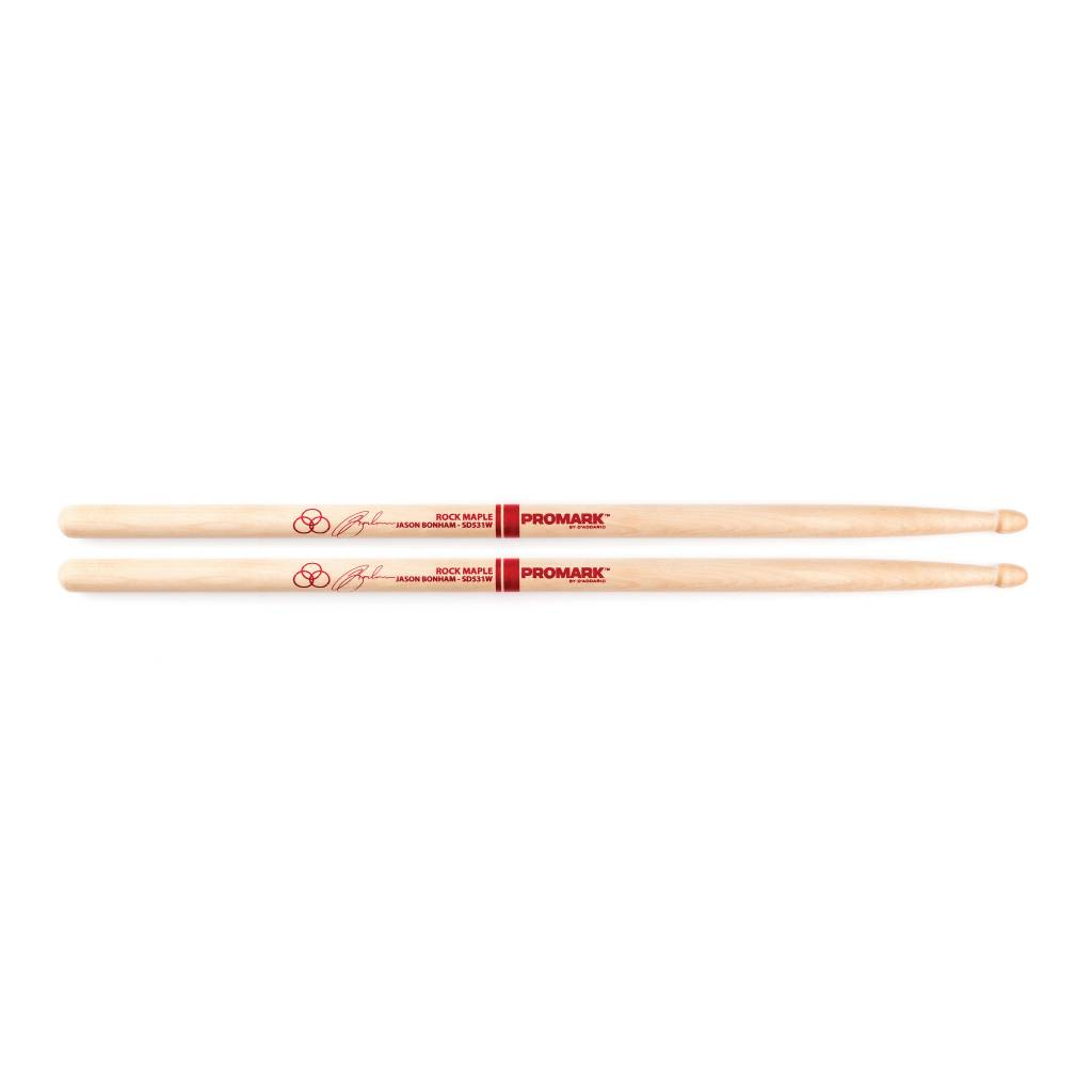 Pro-Mark ProMark  Maple SD531 Jason Bonham Wood Tip