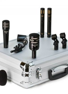 Audix Audix Deluxe 4 Drumset Mic Package