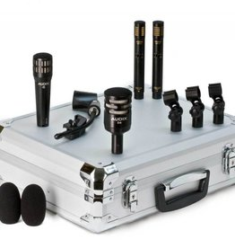 Audix Deluxe 4 Drumset Mic Package