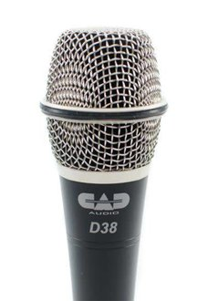 CAD CAD D38 Dynamic Microphone