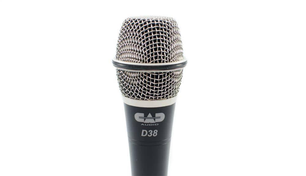 CAD D38 Dynamic Microphone