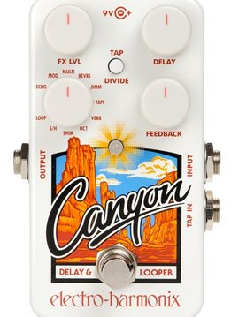 Electro-Harmonix Electro-Harmonix Canyon Delay and Looper