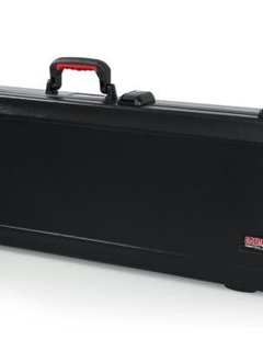 Gator Cases Gator TSA Series ATA Molded Polyethylene Guitar Case for Standard Electric Guitars
