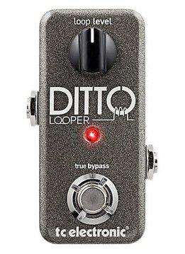 TC Electronics TC Electronics Ditto Looper Pedal