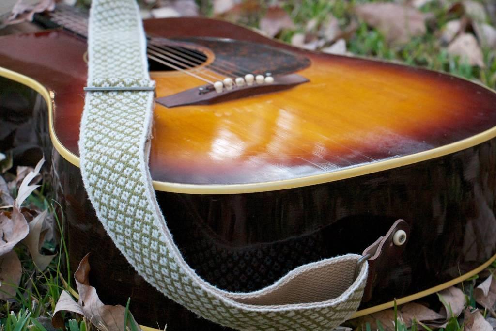 Fuzz Original Fuzz Handwoven Guitar Strap - Muscle Shoals