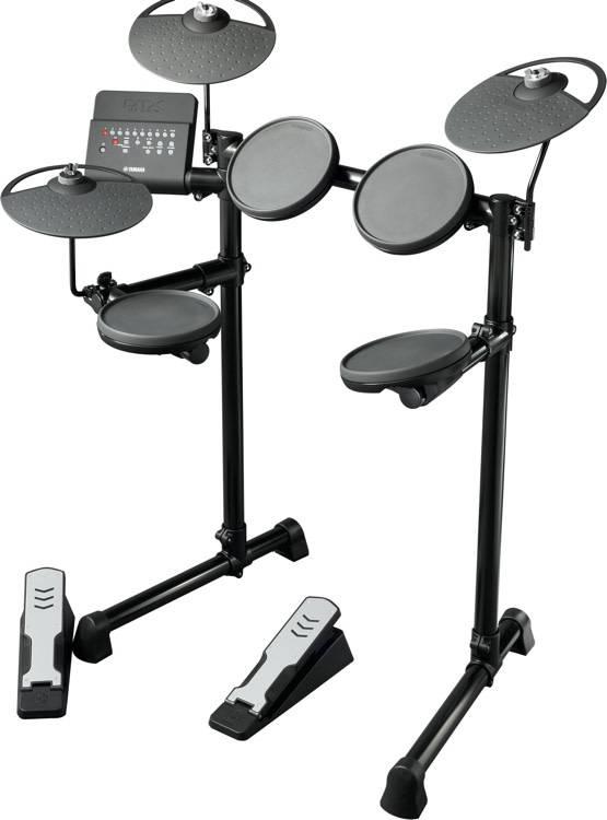 Yamaha Yamaha DTX400K Electric Drum Set