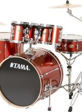 Tama Tama Imperial Star 5pc with Hardware and Cymbals, Hairline Copper