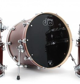 DW DW Performance Series, 7 Piece Shell Pack - Tobacco Stain