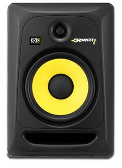 "KRK KRK Rokit Powered 8"" Studio Monitor"