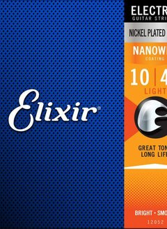 Elixir Elixir Nanoweb Electric Light 10-46